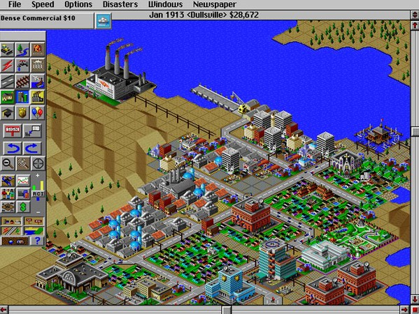 SimCity 2000 Special Edition Captura 1