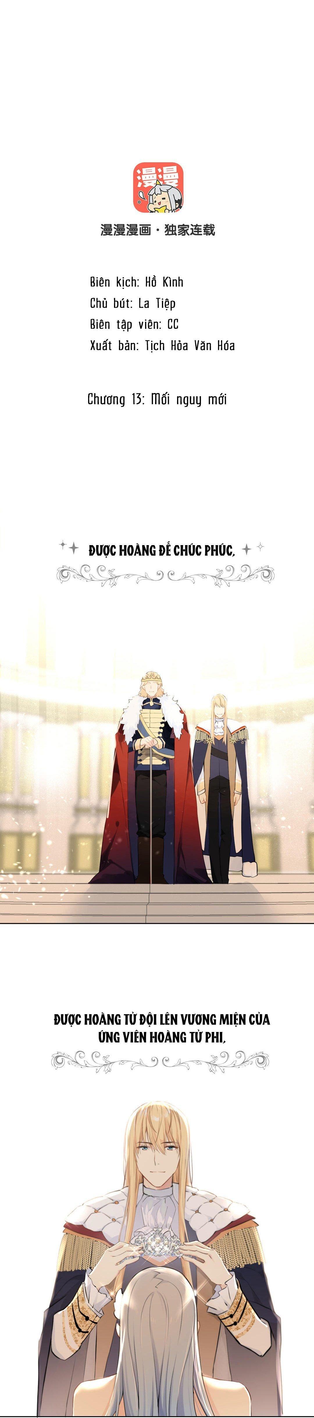 Đại Chiến Công Chúa Chapter 13 - Trang 2