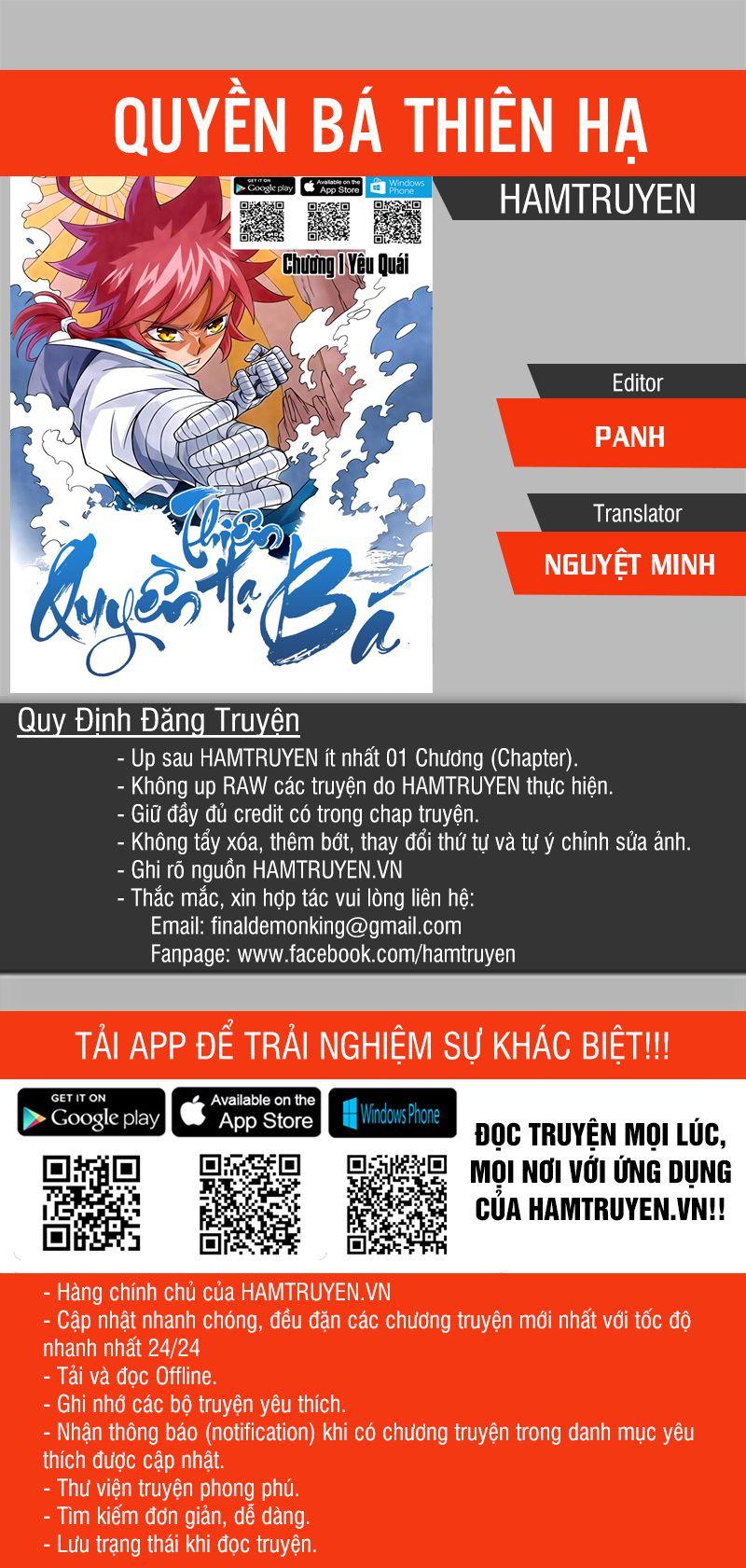 Quyền Bá Thiên Hạ Chapter 81