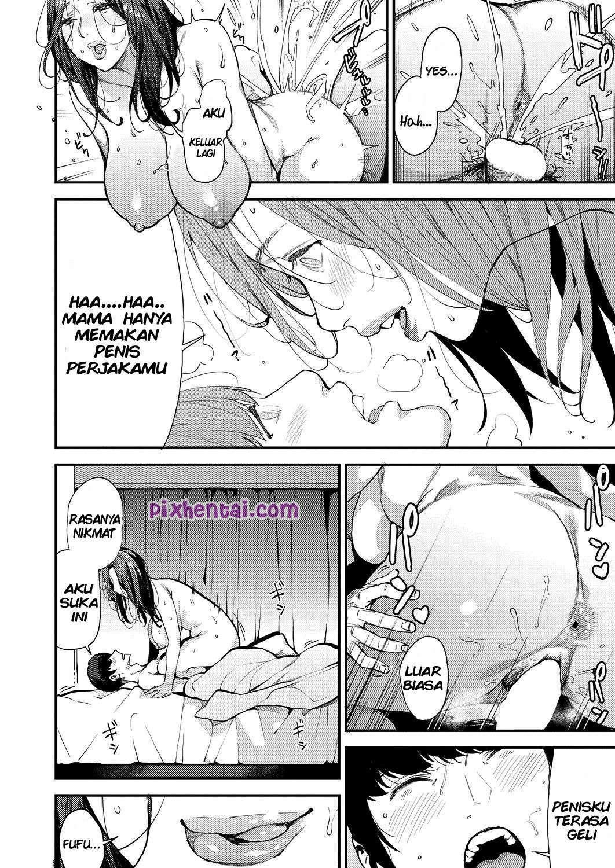 Komik Hentai Together With a Single Mother Manga XXX Porn Doujin Sex Bokep 16