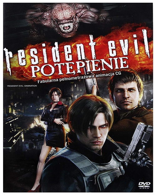 Resident Evil: Potępienie / Resident Evil: Biohazard Damnation 3D (2012) BDRemux.1080p.x264.AC3.DTS- alE13 | LEKTOR i NAPiSY PL