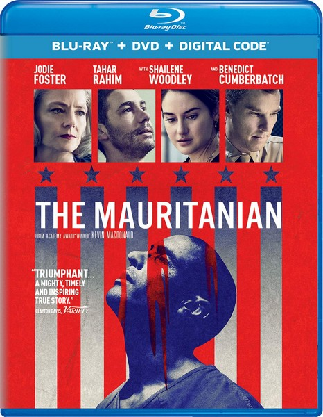 Мавританец / The Mauritanian (2021/BDRip/HDRip)