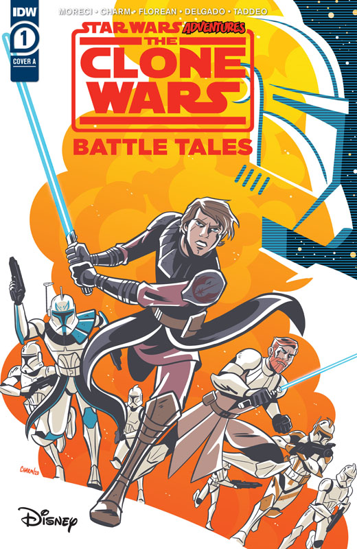 Star Wars Adventures - Clone Wars #1-5 (2020) Complete