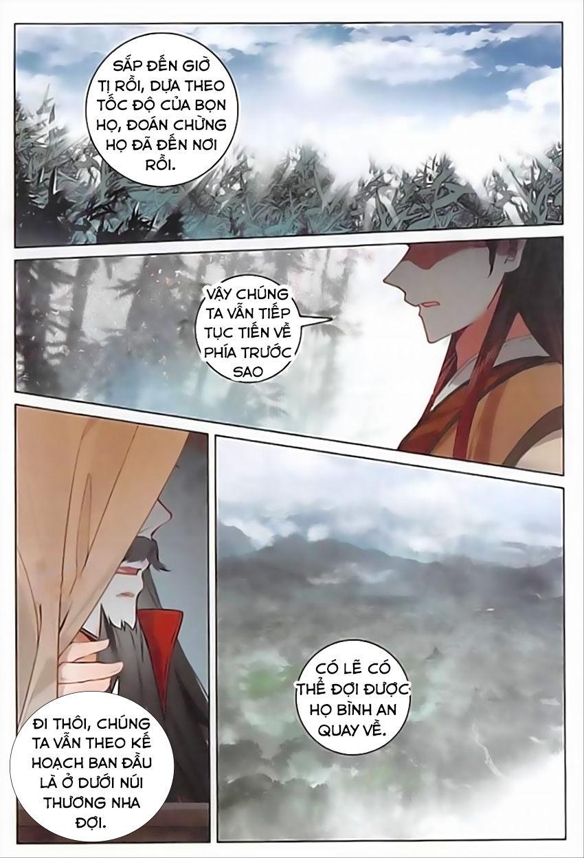 Phi Kiếm Vấn Đạo Chapter 15 - Trang 16
