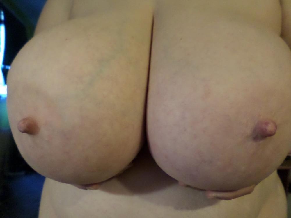 Big natural boobs big nipples-4546
