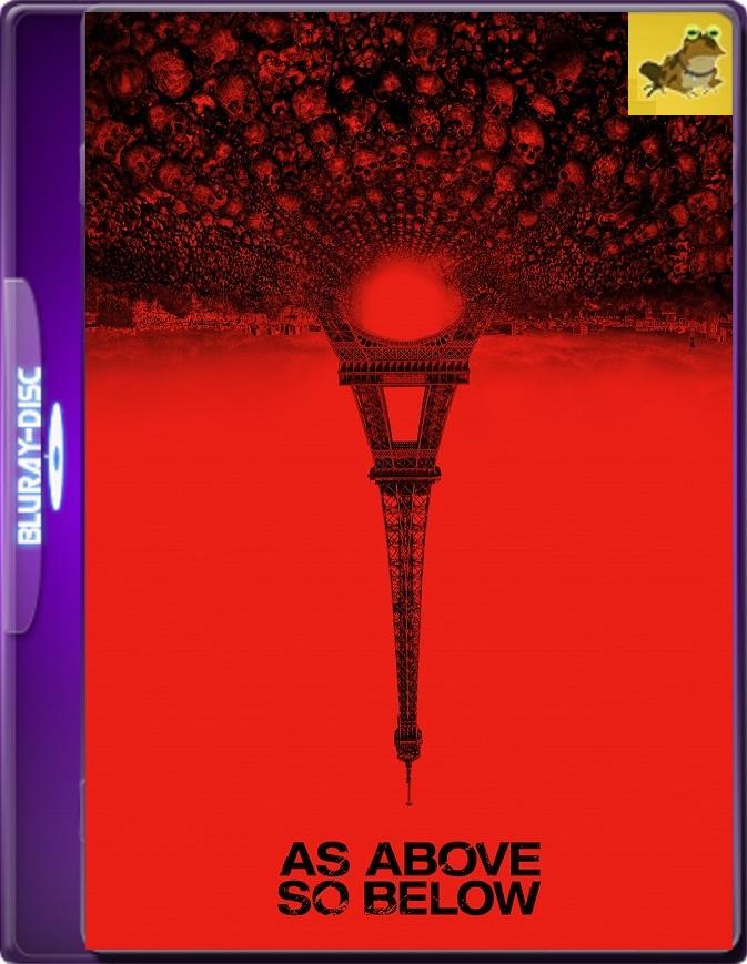 Así En La Tierra Como En El Infierno (2014) Brrip 1080p (60 FPS) Latino / Inglés
