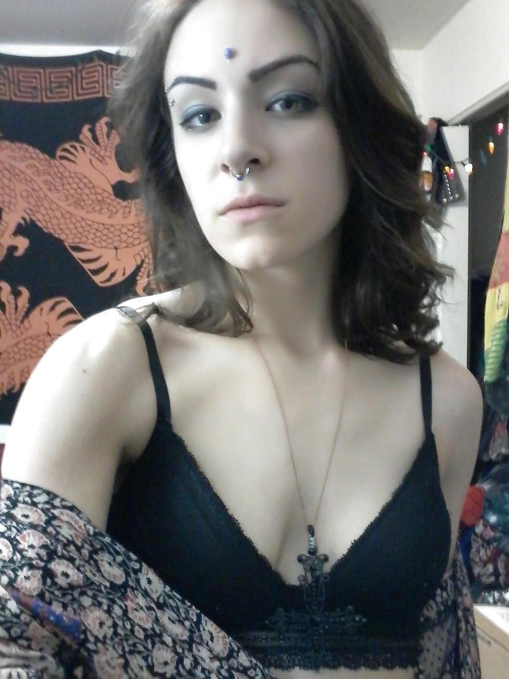 Nude tinder selfies-5237