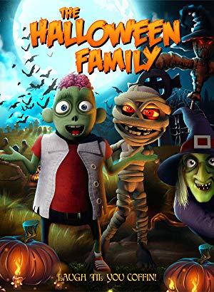 The Halloween Family 2019 720p WEBRip 800MB x264-GalaxyRG