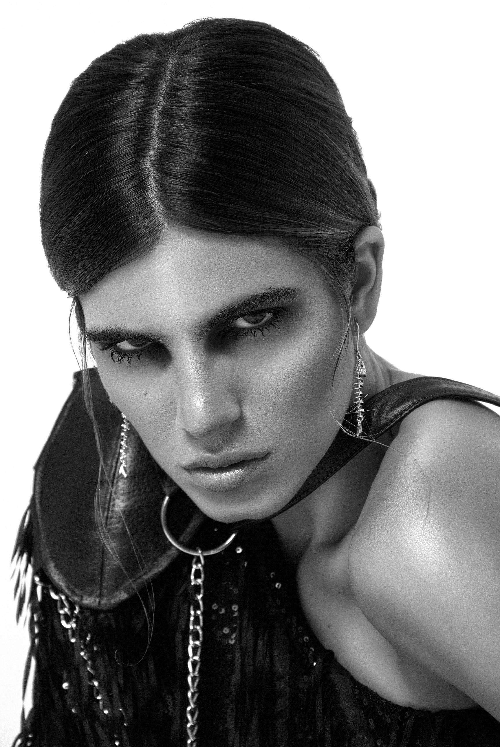 Lorena Barrieiro by Leonardo Fernandez