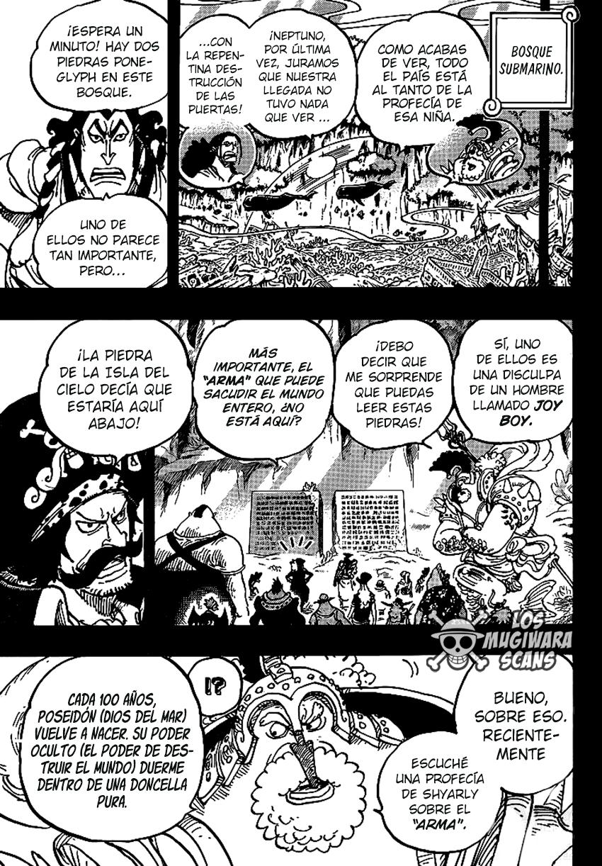 One Piece Manga 967 [Español] [Mugiwara Scans] KZB0xU5r_o