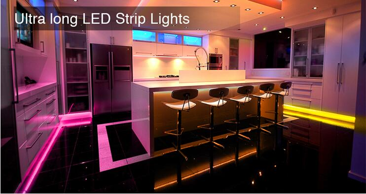SuperLightingLED, LLC Releases The Lastest LED strip Lights To Produce Fantastic Lighting Effects For House, Outdoor And Entertainment Places
