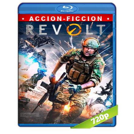 Rebelion [m720p][Trial Lat/Cas/Ing][Ficcion](2017)