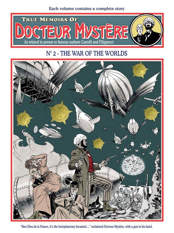 Docteur Mystère 001-002 (2020)