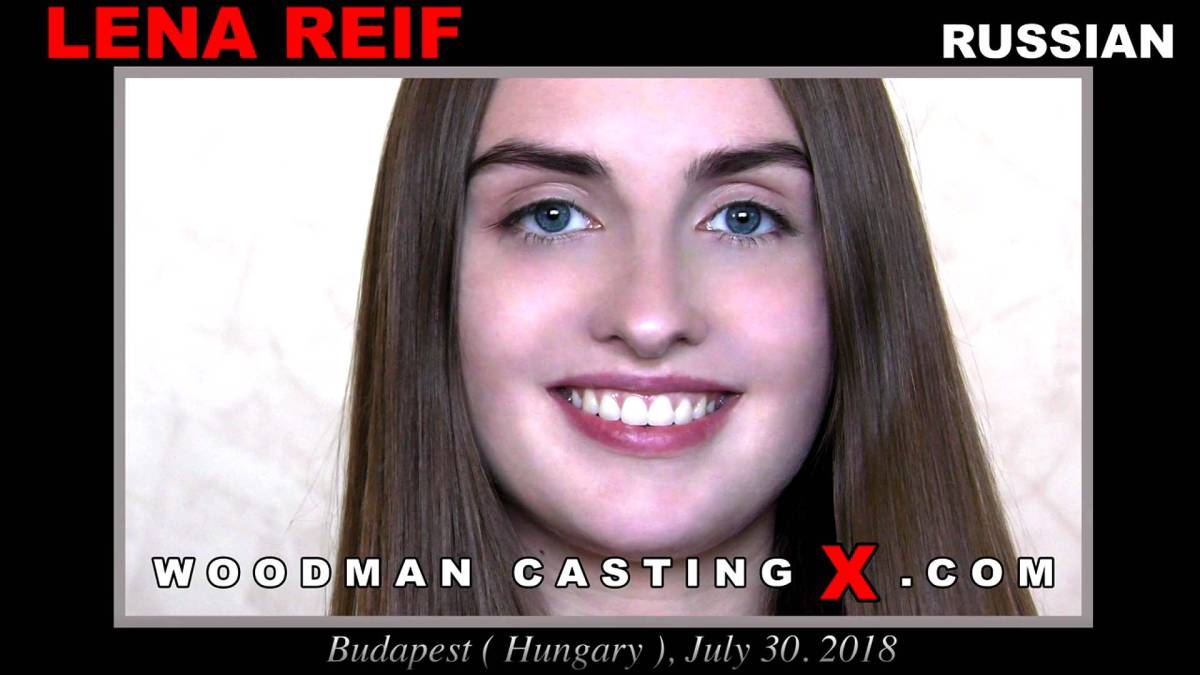 Lena Reif – Russian, Budapest (Hungary) July 30, 2018 – Woodman Casting X [HD]