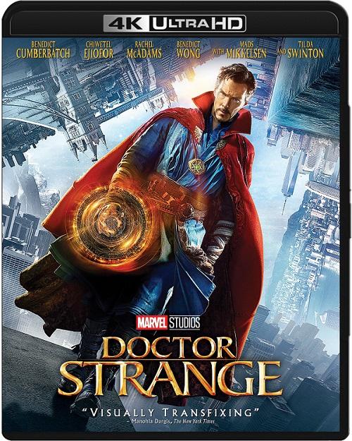 Doktor Strange / Doctor Strange (2016) MULTi.REMUX.2160p.UHD.Blu-ray.HDR.HEVC.ATMOS7.1-DENDA / LEKTOR, DUBBING i NAPISY PL