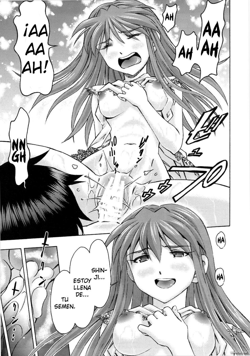 Asuka no Kyuujitsu (Neon Genesis Evangelion)