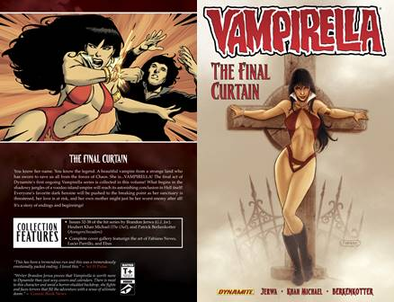 Vampirella v06 - The Final Curtain (2014)