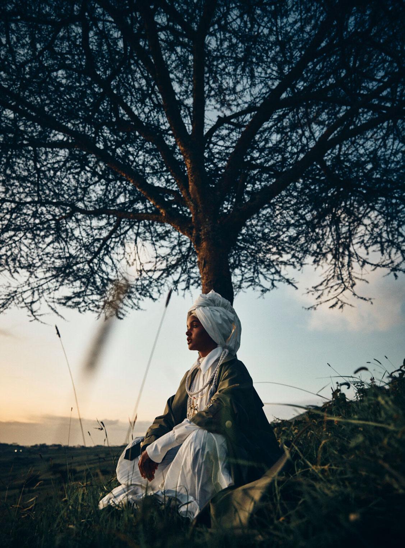 Халима Аден путешествует по Кении / фото 06