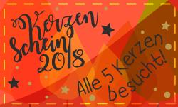 kerzenscHEin 2018 - Bonus (GC7YTR8)