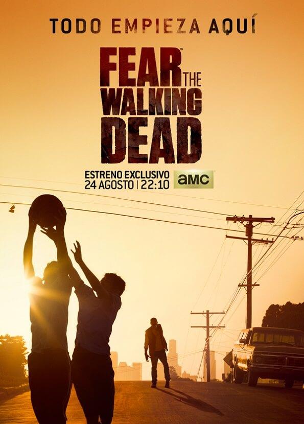 Fear The Walking Dead Temporada 2 Latino