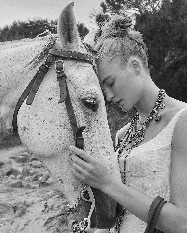 Isabel Scholten by Rocio Ramos / F Italia august 2019