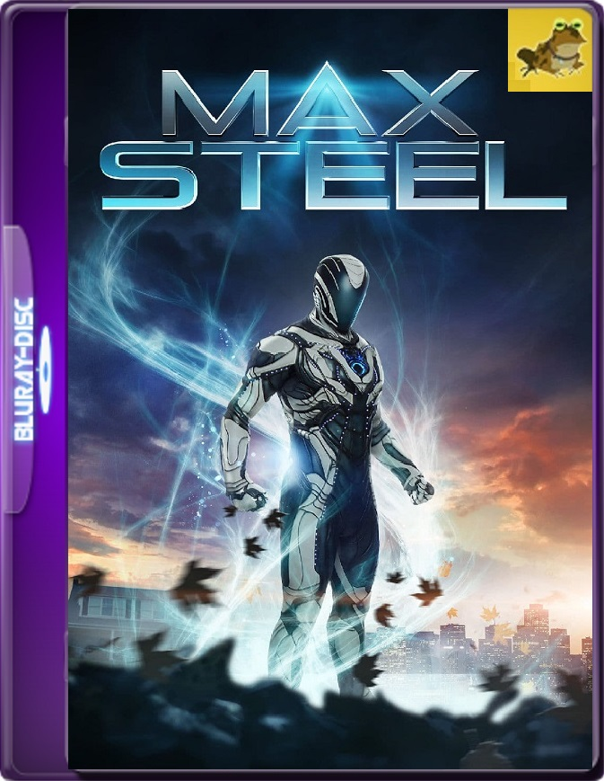 Max Steel (2016) Brrip 1080p (60 FPS) Latino / Inglés