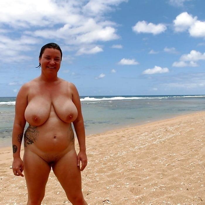Mature nude beach pic-9547