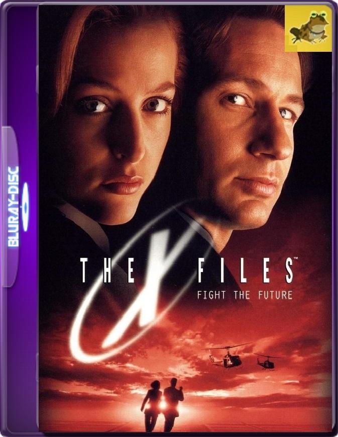 Los Expedientes Secretos X: La Película (1998) Brrip 1080p (60 FPS) Latino / Inglés