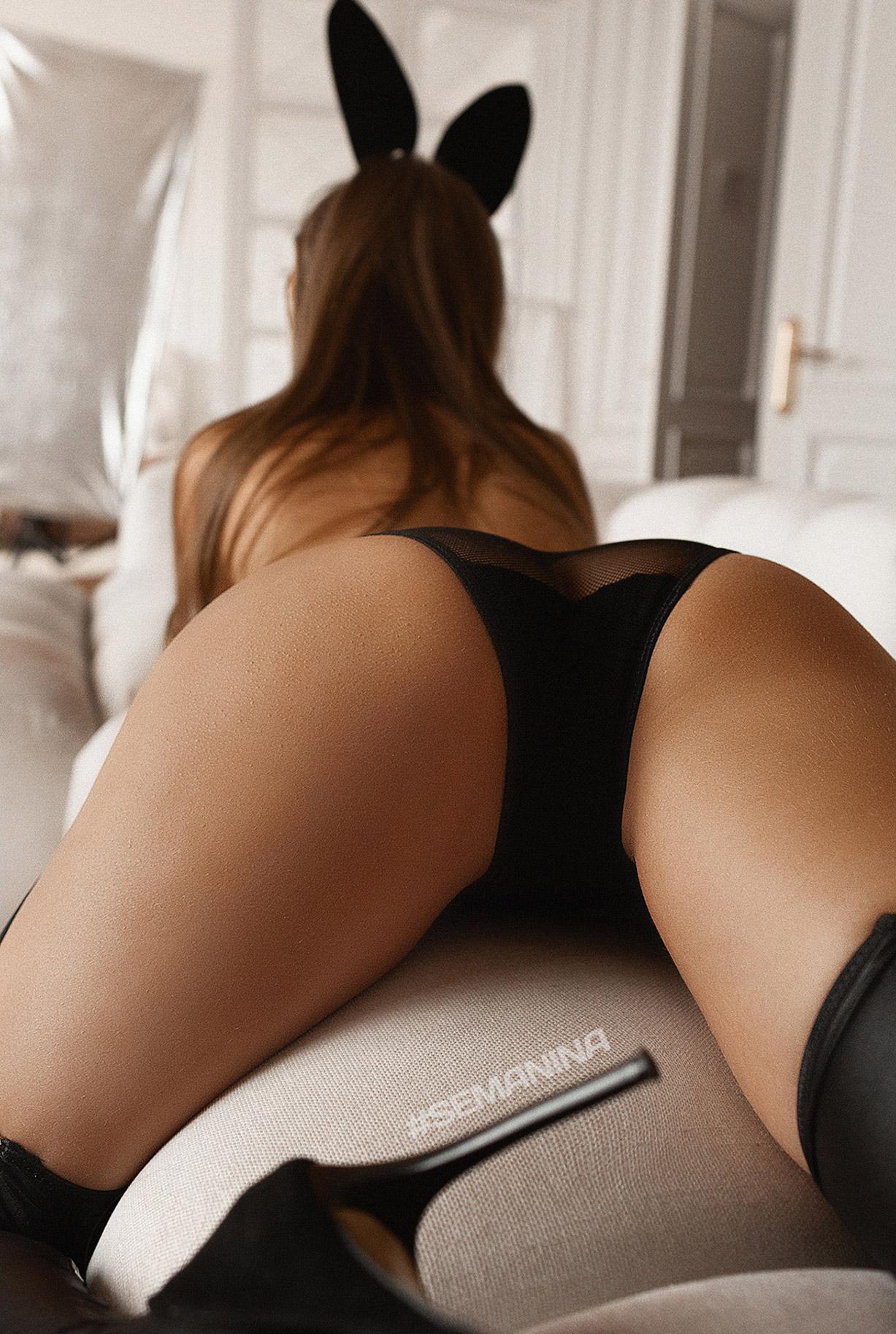 Сексуальная зайка Елизавета Вайсс / фото 05