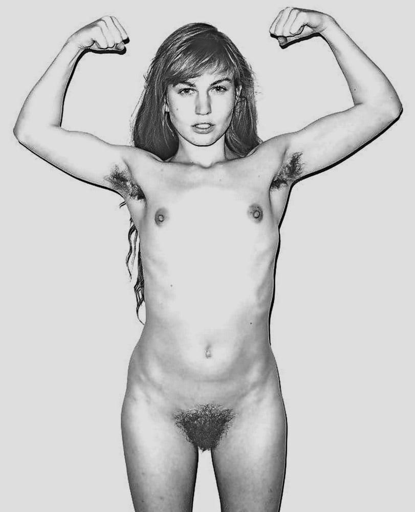 Older nude hairy women-5456