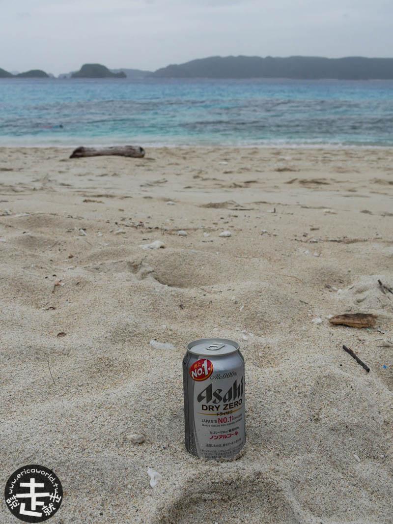 古座間味海灘