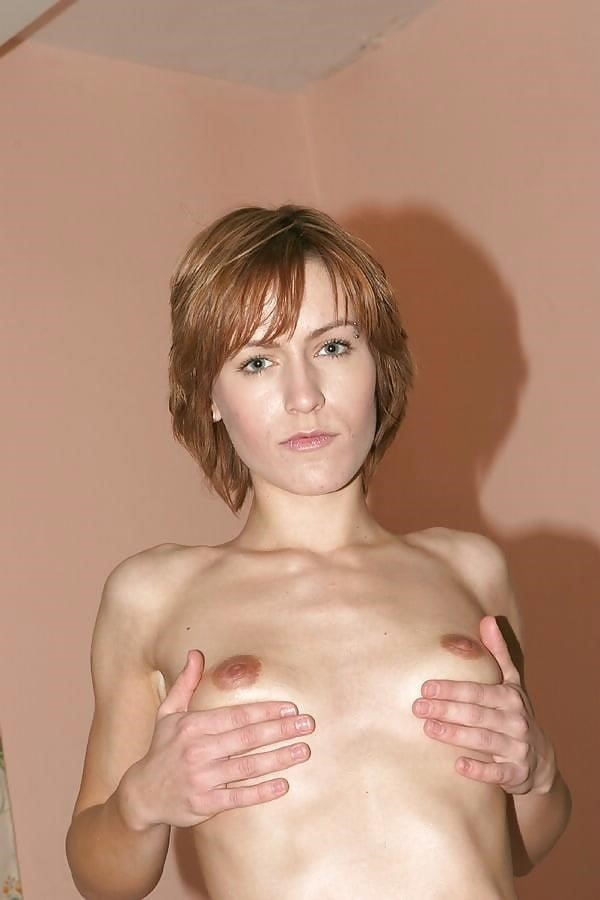 Naked ladies with small tits-8400