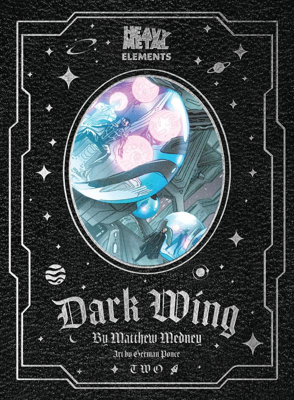 Dark Wing #1-3 (2020)