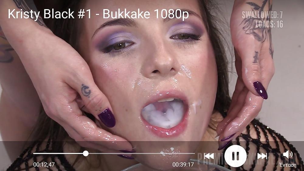 Black bukkake gay-4270
