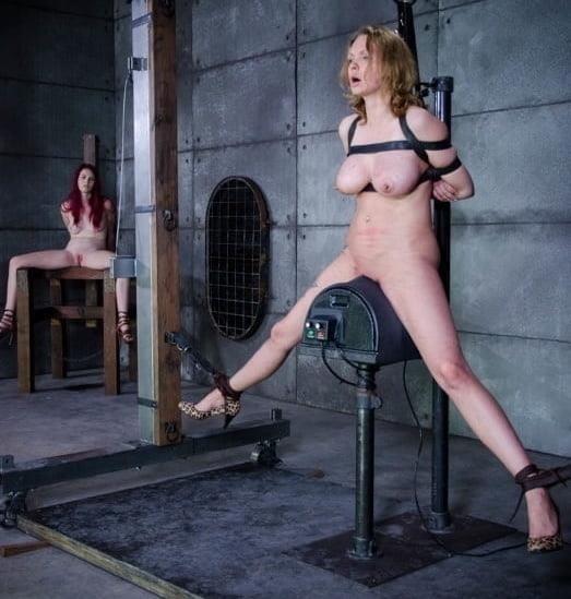 Sybian bondage torture-6246