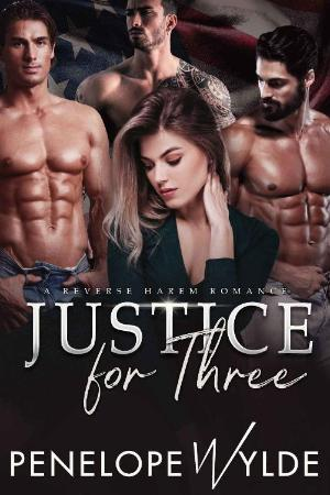Justice for Three - Penelope Wylde