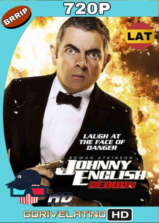 Johnny English 2 Recargado (2011) BRRip 720p Audio Trial Latino-Castellano-Ingles MKV