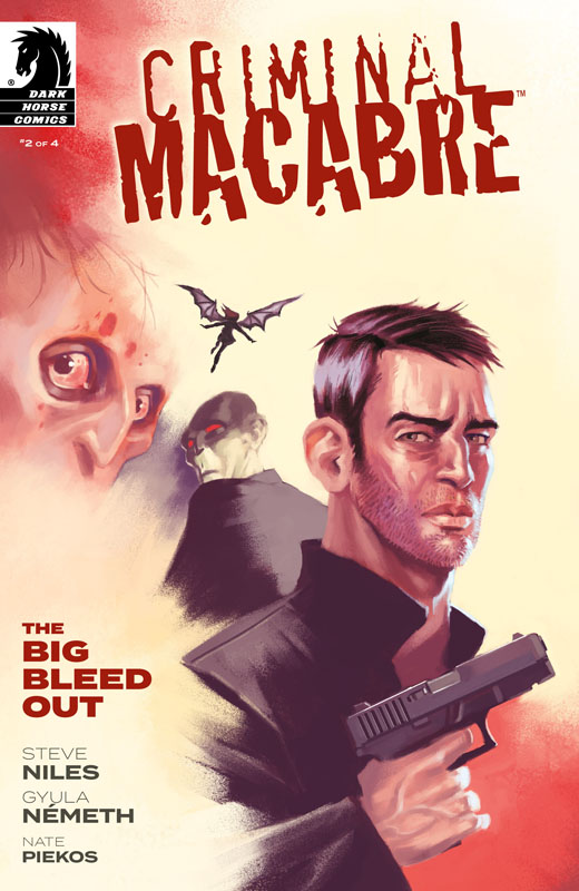 Criminal Macabre - The Big Bleed Out #1-4 (2019-2020) Complete