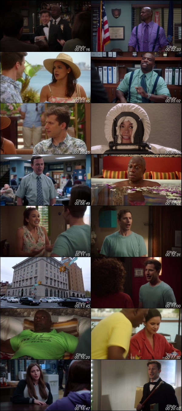 Brooklyn Nine-Nine S06E01 720p HDTV x264-KILLERS