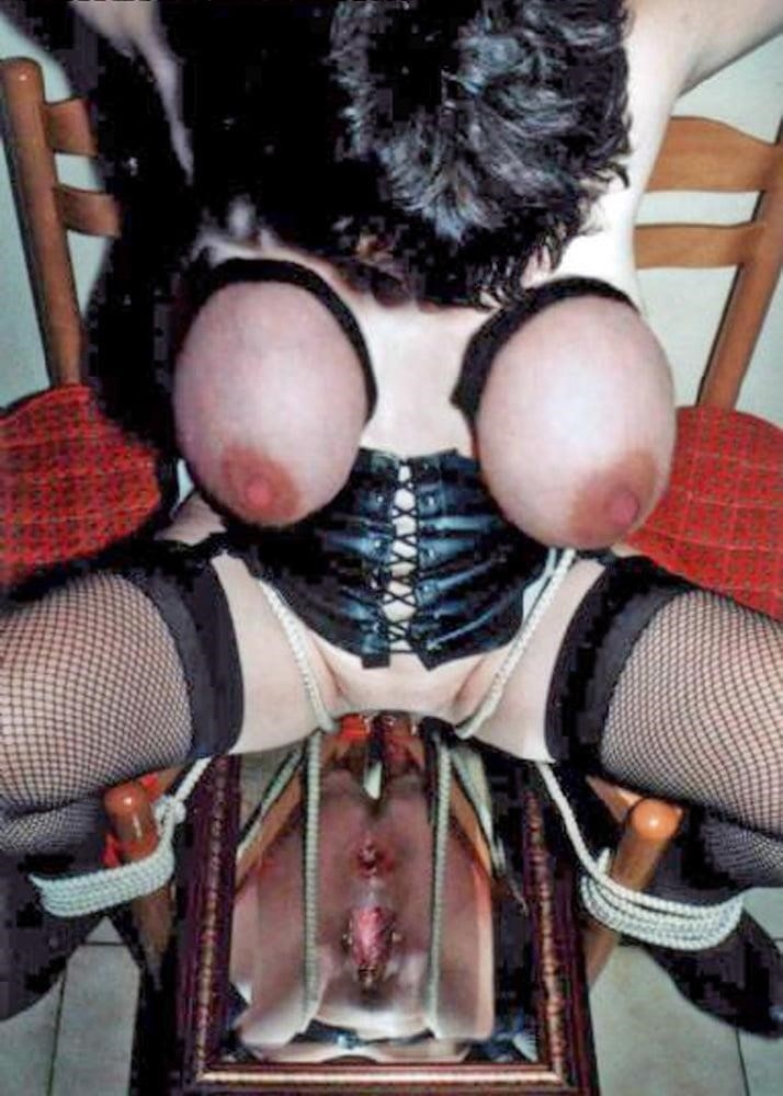 Porn tit bondage-7480