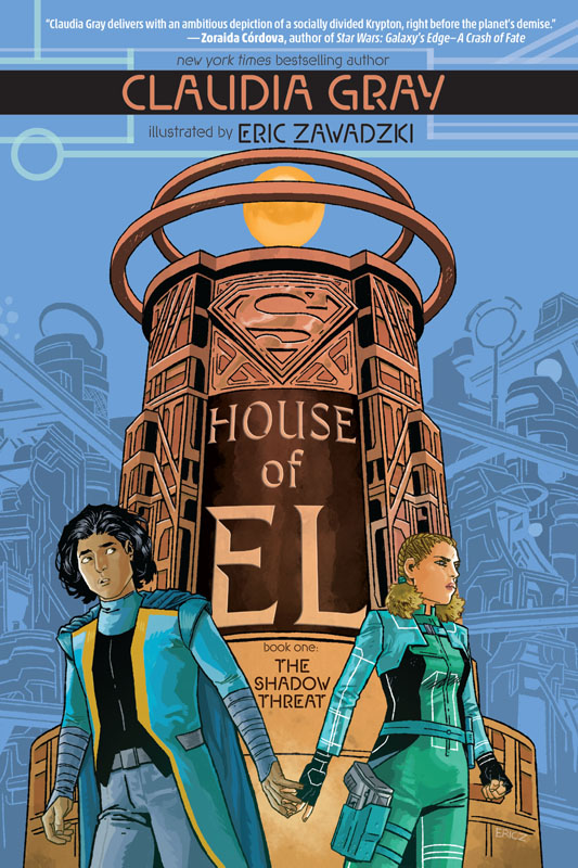 House of El Book 01 - The Shadow Threat (2020)
