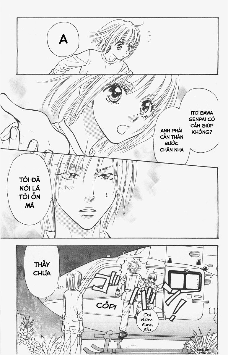 Gokuraku Seishun Hockey Club Chap 9 . Next Chap Chap 10
