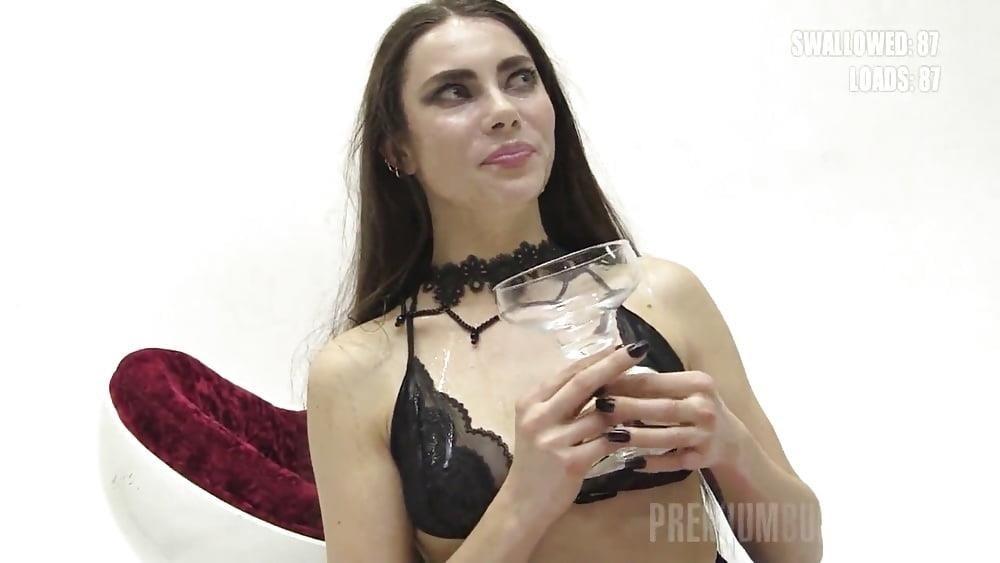 Teen bukkake swallow-3551