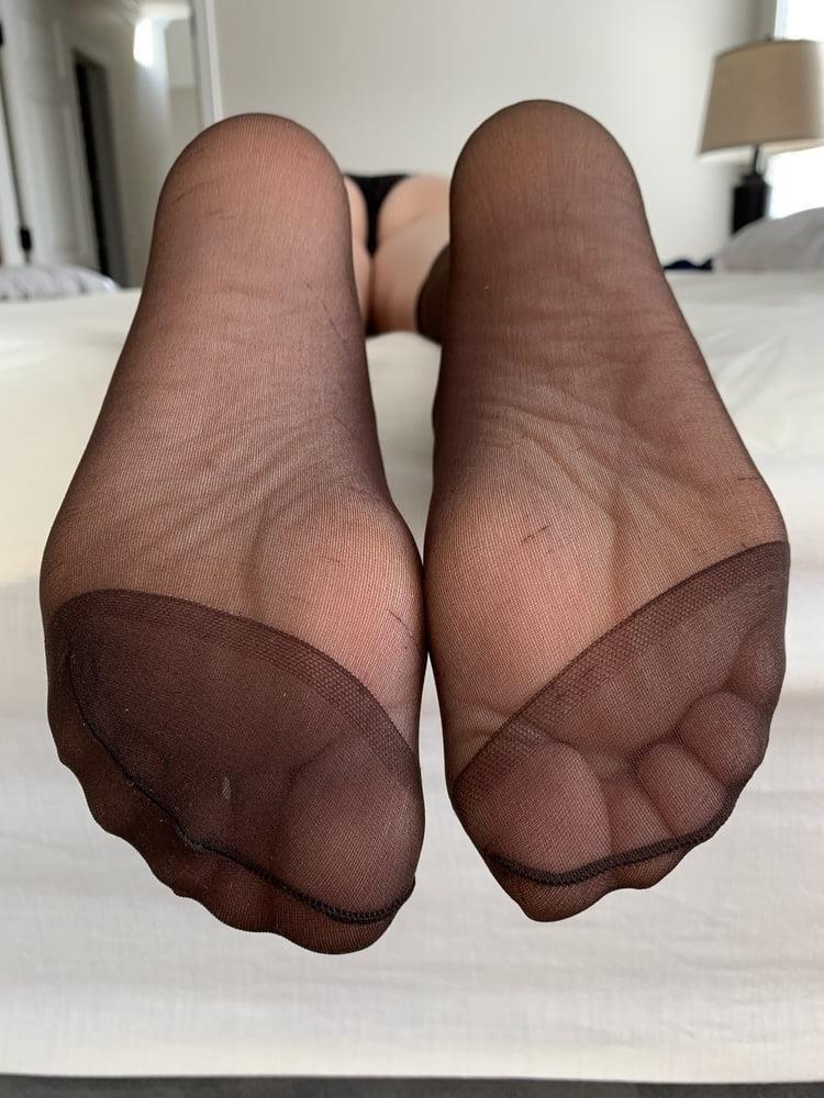 Lesbian feet bondage-2888