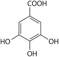 Acido gallico 2