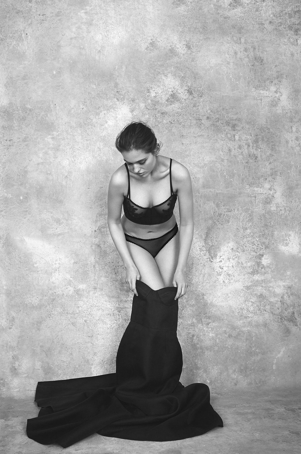 Сексуальное нижнее белье Taryn Winters, коллекция осень-зима 2018 / Nati Wow by Becky Siegel