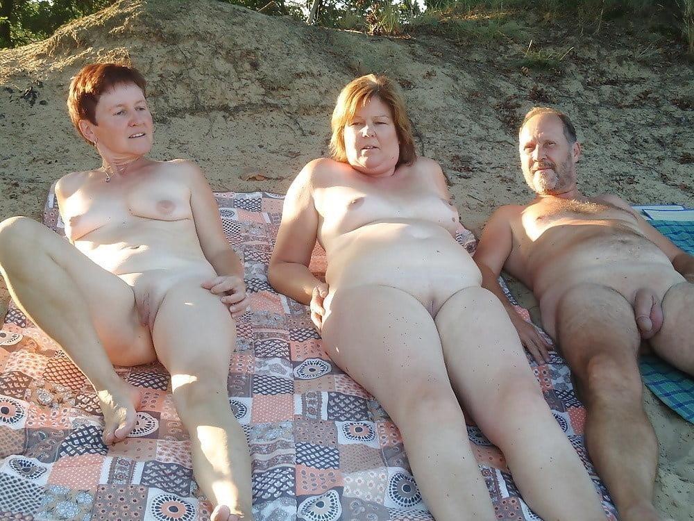 Mature nude beach pic-1393