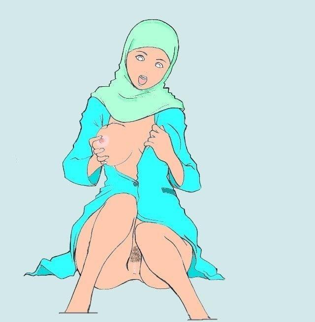 Free arab hijab porn-5448