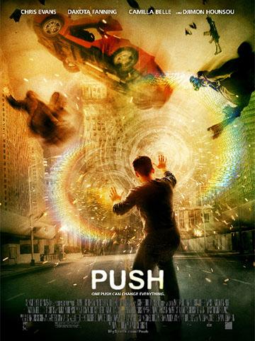 Push (2009) Dual Audio 720p BluRay Esubs [Hindi-English]