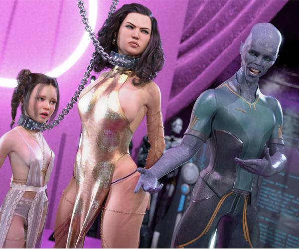 [Dwemra] Galactic Slaves